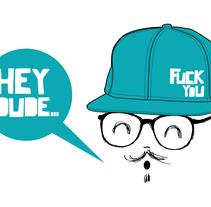 Hey dude.... A Design&Illustration project by C. Germán González         - 04.12.2010