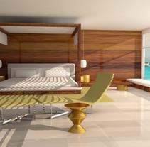 The white hotel. Un proyecto de Diseño e Instalaciones de Fran  Aniorte noguera         - 08.12.2010