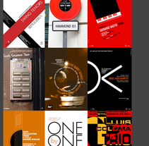 Posters. A Design, Illustration, and Advertising project by Santiago Molina Pons - 31-12-2010