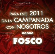 Da la campanada con FOSCO. A Design, and Advertising project by Marc Borràs Gallardo         - 05.01.2011