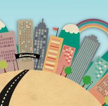 Nanitop. Un proyecto de Diseño e Ilustración de Lore Vigil-Escalera aka (LOV-E) - Viernes, 21 de enero de 2011 11:43:40 +0100