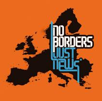 No Borders (Just N.E.W.S.*). Un proyecto de Diseño y UI / UX de Carolina Albalá - 27-01-2011
