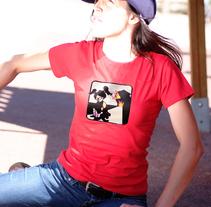 Sesión camisetas . Um projeto de Fotografia de Lidia  Aparicio Sales         - 28.01.2011