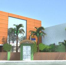 old Design 3D. Un proyecto de Diseño, Instalaciones, Desarrollo de software, UI / UX, 3D e Informática de Sergio Bolinches Valencia         - 29.01.2011