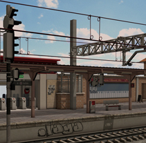 Villaverde Alto. A 3D project by Andrew Pyott - 02-02-2011