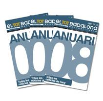 Anuario noticias'08. Un proyecto de Diseño de Manel S. F.         - 06.02.2011