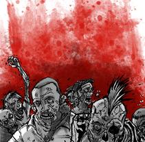 Suburban Zombies. Un proyecto de Ilustración de Ramon Gironès Diaz - 07-02-2011