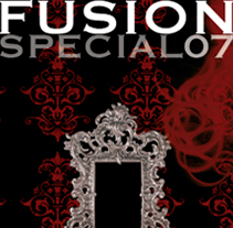 FUSION ESPECIAL 07. A Design, Advertising, and Photograph project by Maialen Olaiz         - 09.02.2011