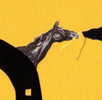 El hábito hace al monje. Un proyecto de Ilustración de Igor García - Miércoles, 09 de febrero de 2011 18:02:13 +0100