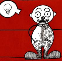 Clown!. Un proyecto de Diseño e Ilustración de isa  cejas         - 09.02.2011