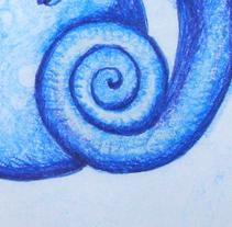 Camaleón. Un proyecto de Ilustración de Sara Buoro         - 27.02.2011
