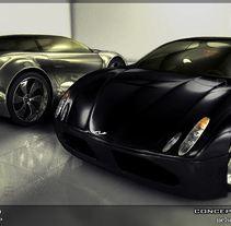 Concept Car - NN. A Design, and 3D project by Nelson Villarruel - 09-03-2011