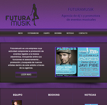 Futuramusikweb. A  project by Renemoto2         - 11.03.2011