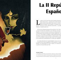 Maquetación Editorial. Um projeto de  de María José Arce         - 11.03.2011