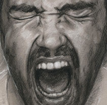 autoretratos. Un proyecto de Ilustración de Diego   de los Reyes - Lunes, 14 de marzo de 2011 01:20:00 +0100