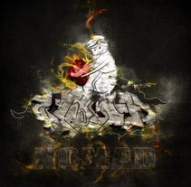 Portada Nomad. Um projeto de Design de SEIM Rocks         - 15.03.2011