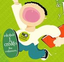 Encuentro universitario Paz y Solidaridad. A Advertising project by Juan Manuel Vega Horcas         - 28.03.2011