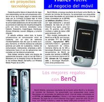 Revista electroimagen. Un proyecto de Diseño de Helena Bedia Burgos         - 23.03.2011