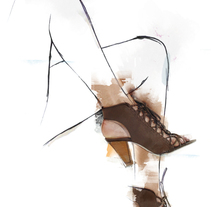 Ilustraciones para la revista Mustang. A Illustration project by Alejandra Romero - May 02 2011 01:28 PM