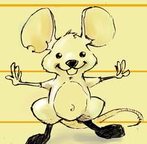 art concept mouse. Um projeto de Design, Ilustração e 3D de Dario Enriquez         - 01.05.2011