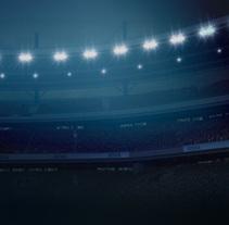 El Desafio de los estadios. A Design project by Rubén Martínez Pascual - 12-05-2011
