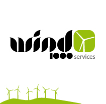 Wind1000 services. A Design project by LaMerienda         - 16.05.2011
