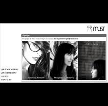 Consultoria de moda. A Design, Software Development, and UI / UX project by SEISEFES         - 17.05.2011
