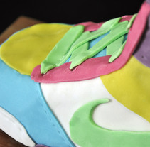 Nike Cake. A Design, and UI / UX project by Joel Lozano - 17-05-2011