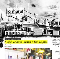 O Mural. A Design project by Oscar Sanluis - Jun 05 2011 04:21 PM