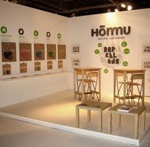 Stand Habitat Valencia 2010. Un proyecto de Diseño e Instalaciones de Gloria  Joven  - Martes, 07 de junio de 2011 15:21:05 +0200