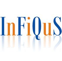 Imagen de marca + web para InFiQuS. Un proyecto de Diseño, Publicidad, Desarrollo de software y Fotografía de Maribel Solís         - 19.06.2011