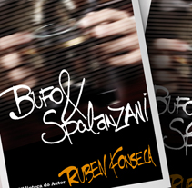 Cover Book. A Design project by Ronaldo da Cruz         - 06.07.2011