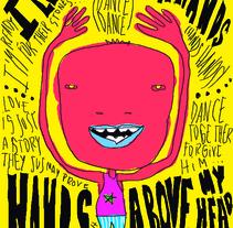 Dance with my hands. Um projeto de Design e Ilustração de Pablo Pighin         - 08.07.2011
