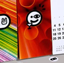 Calendario 2009. Un proyecto de Diseño, Ilustración, Publicidad, Instalaciones y Fotografía de DUPLO Comunicació Gràfica         - 11.07.2011