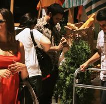 Scketch. Regidora. Um projeto de Publicidade e Cinema, Vídeo e TV de Jessica Mendonça Bastos         - 12.07.2011