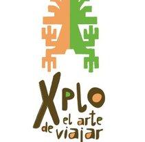 Agencia de viajes Xplo. Um projeto de Design e Ilustração de Xiomara Ariza Bautista         - 13.07.2011