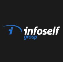 Imagen corporativa de Infoself group. Un proyecto de Diseño de medioestudio         - 13.07.2011
