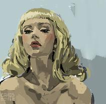 Digital Illustration. A Illustration project by Carlos Garijo         - 14.07.2011