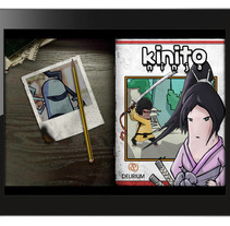 Kinito Ninja. A Design, Software Development, Photograph, and UI / UX project by Iker Sesma Martínez - 16-07-2011