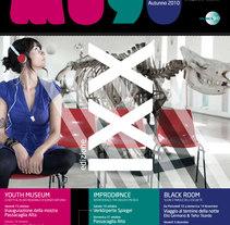 MU90. Un proyecto de Diseño de Carol Rollo         - 11.08.2011