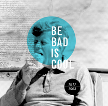 Be Bad Is Cool. A Design project by Asier Bueno         - 13.09.2011