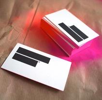 IS Creative Studio business cards. Un proyecto de Diseño e Ilustración de IS - Miércoles, 14 de septiembre de 2011 12:12:45 +0200