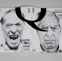Quimera Magazine. A Design project by Alessandra Pavan         - 16.09.2011