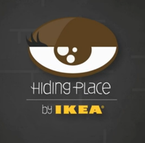 Hiding Place by Ikea. A Advertising project by Andrea Aguilar Jiménez - 03-10-2011