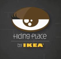 Hiding Place by Ikea. A Advertising project by Andrea Aguilar Jiménez - Oct 03 2011 09:24 AM