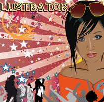 Diseño Gráfico. Un proyecto de Diseño, Ilustración, Fotografía y UI / UX de María Gordon Sanchiz         - 06.10.2011