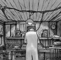 D E C U E N T O. A Illustration project by Patricia Iglesias Carriches - Jul 02 2014 12:00 AM
