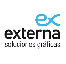 Externa Soluciones Gráficas. A Design, Br, ing, Identit, and Graphic Design project by Think Diseño - Oct 14 2011 12:00 AM
