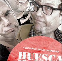Huesca Humor 2011. A Design&Illustration project by mr hambre         - 18.10.2011