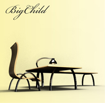 BigChild. A Design, and 3D project by Guillermo Ronda Arán - 25-10-2011